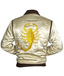 OFFICIAL REPLICA DRIVE SCORPION JACKET    Available for Mid-June Pre-Order