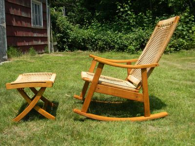 ebay-rocking chair