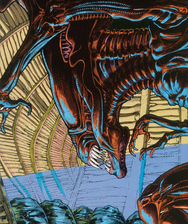 Aliens!!! Take 2 - Sweet Xenomorph Family | Alien Queen ...