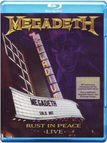 Megadeth - Rust In Peace/Live [Blu-ray] MEGADETH http://www.amazon.de/dp/B003XP0LM6/ref=cm_sw_r_pi_dp_v4C0wb1VE4B5R