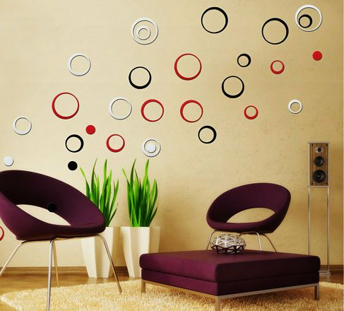 Aliexpress.com : Buy Wooden art wall sticker decoration | BEDROOM ...