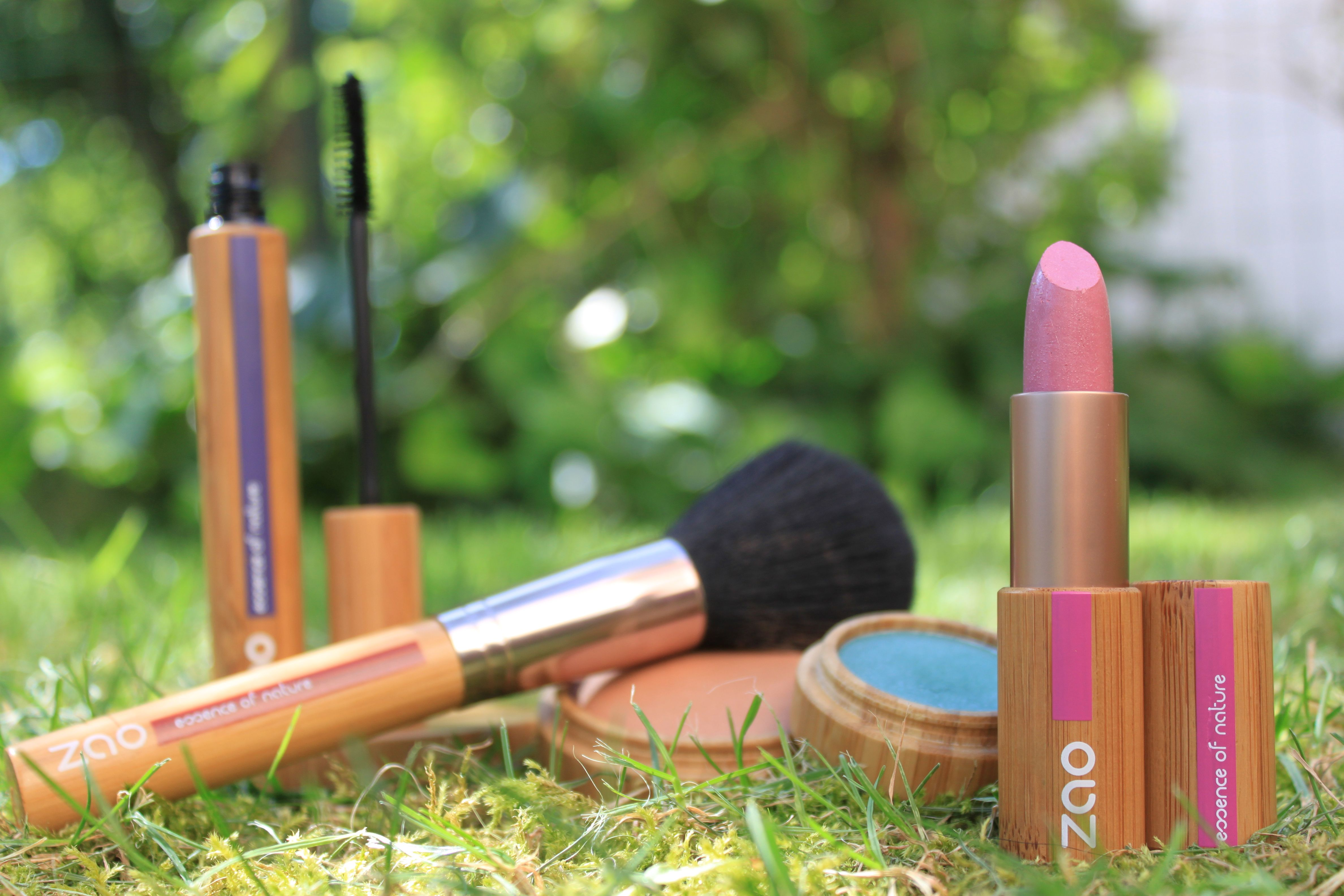 Zao Make,up , Maquillage Bio , Organic Makeup