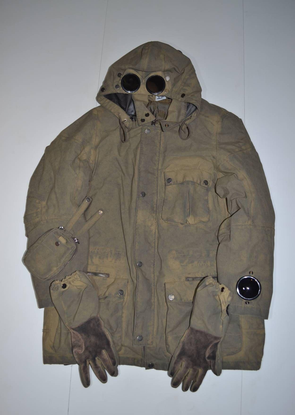 C.P. Company LAST DROP REAL GRAIL C.P.Company Anniversary x Aitor Throup  goggle Mille Miglia Gore-tex jacket Size US L   EU 52-54   3 0ef95debb9e5
