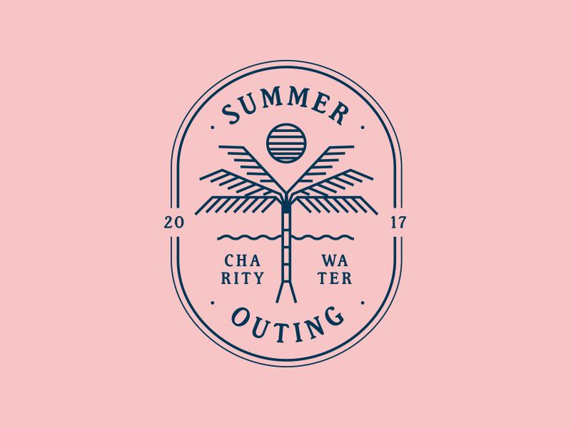 Summer Outing Logo