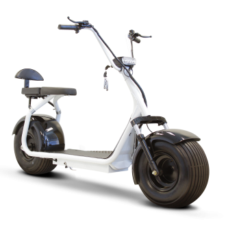 the e wheels boss fat tire electric scooter is easy to. Black Bedroom Furniture Sets. Home Design Ideas