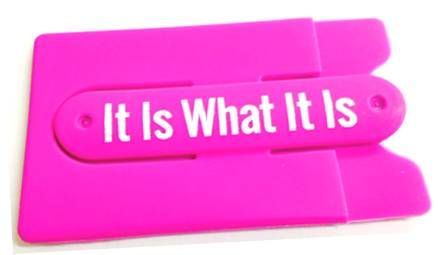It Is What It Is  http://kangarookickllet.com/products/it-is-what-it-is