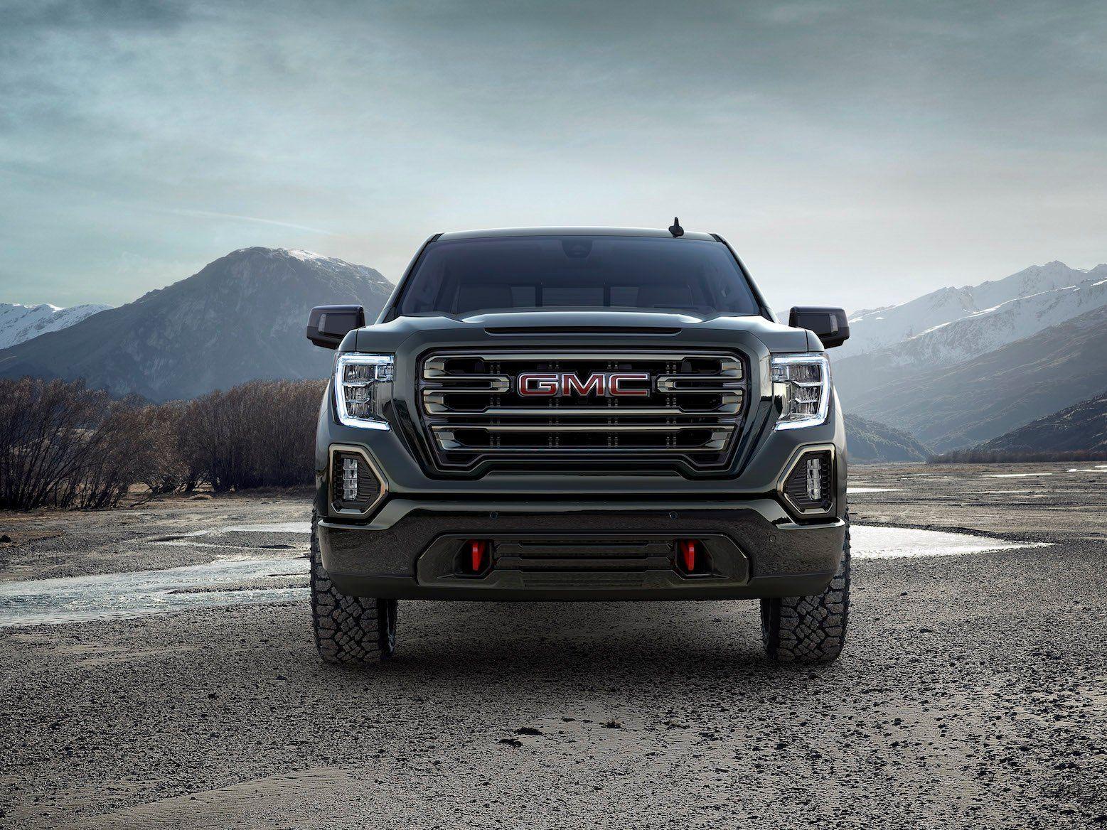 New Suvs Trucks At New York Auto Show For Sale In 2018 Gmc Trucks Gmc Sierra Chevy Trucks