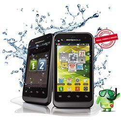 Motorola Defy Mini™ XT321 Preto, Dual Chip, 3G, Wi-Fi, GPS, Câmera 3.0MP, MP3 Player, Rádio FM, Fone de Ouvido, Cartão de 2GB