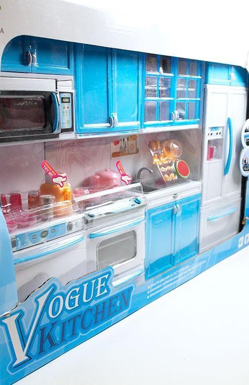 Barbie 4 Piece Vogue Modern Kitchen Set Lower Price Modern Kitchen Set Kitchen Sets Modern Kitchen