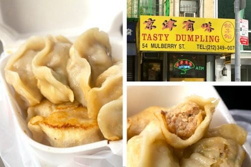 The Best Fried Dumplings In Chinatown Nyc Nyc Food Chinatown Nyc Visiting Nyc