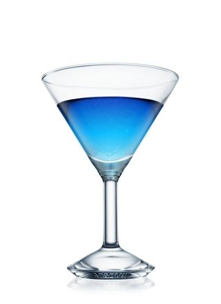 Blue Day Recipe Cocktail Glass Absolut Vodka Cocktails