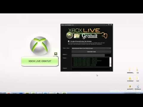 XBOX Live Gratuit - Obtenir des XBOX Live Gold Gratuit (Julliet 2013)