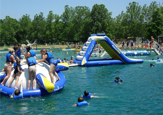 Family Vacationing In Ohio Clay S Park Resort And