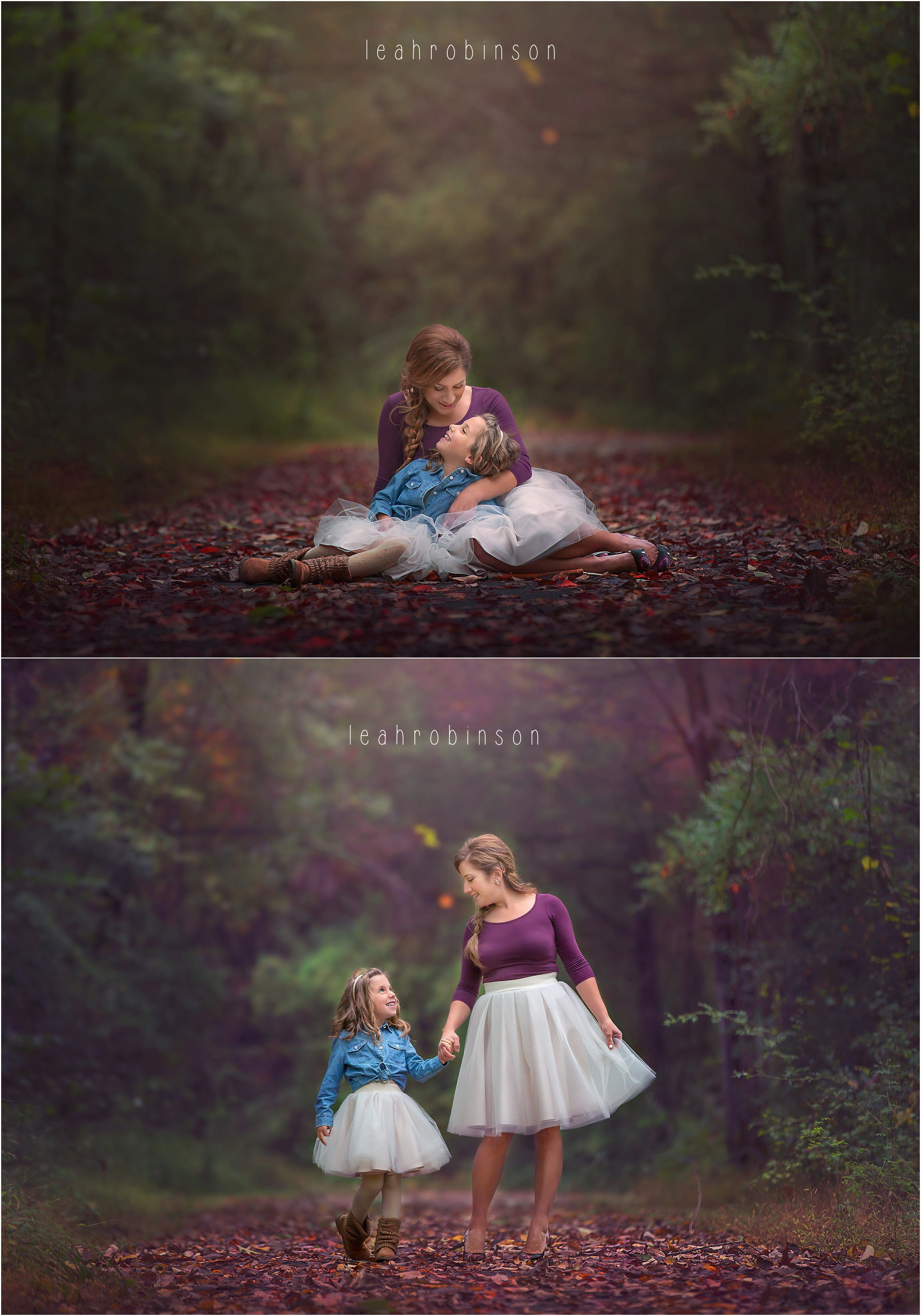 Melbourne Photographer Leah Robinson Mother Daughter Photo Family