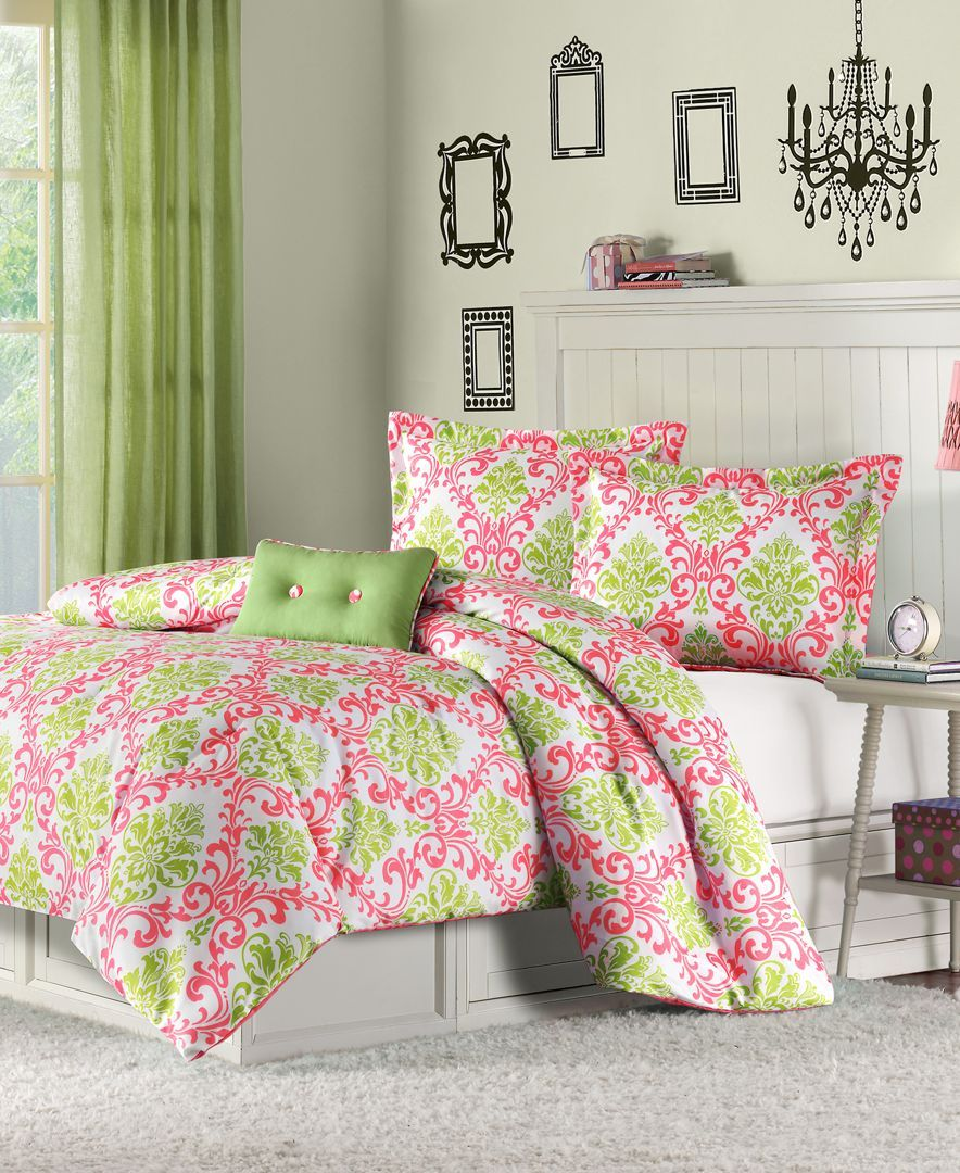 Add color and fashion to your bedroom with the Katelyn