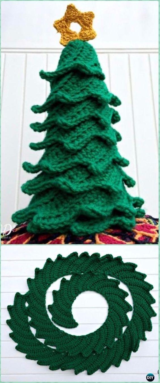 Crochet Oh Christmas Tree Free Pattern Crochet Christmas Tree Free