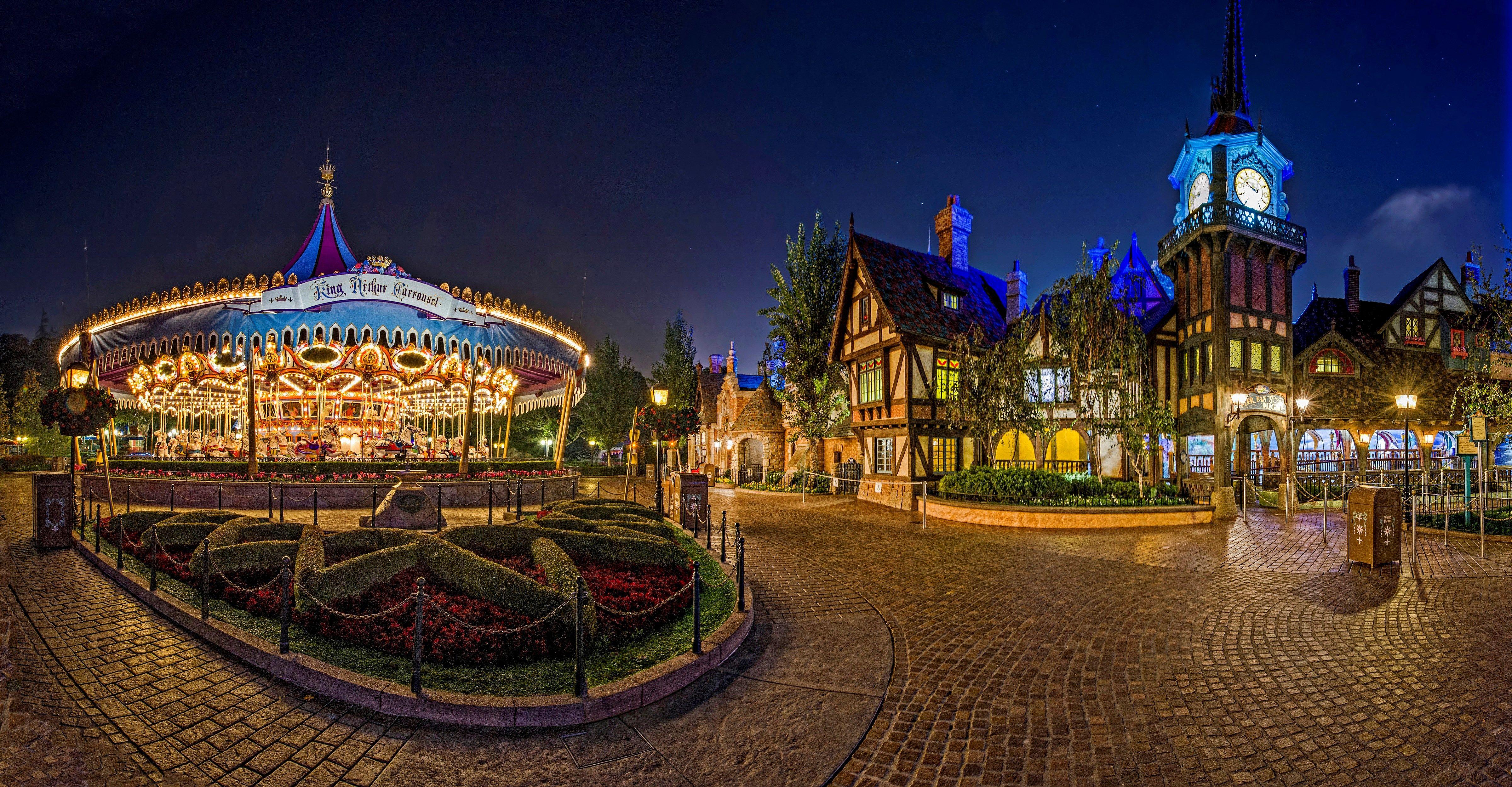 Disneyland Hd Wallpaper