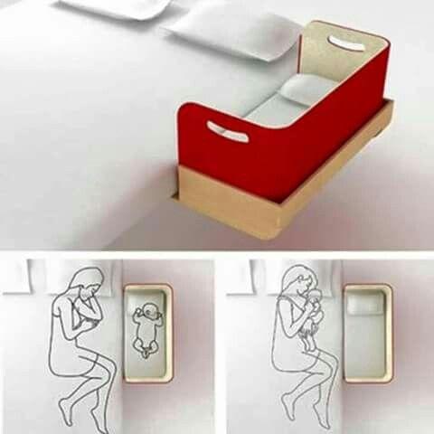 Cuna adaptable para cama de papas...para recien nacidos | Home ...