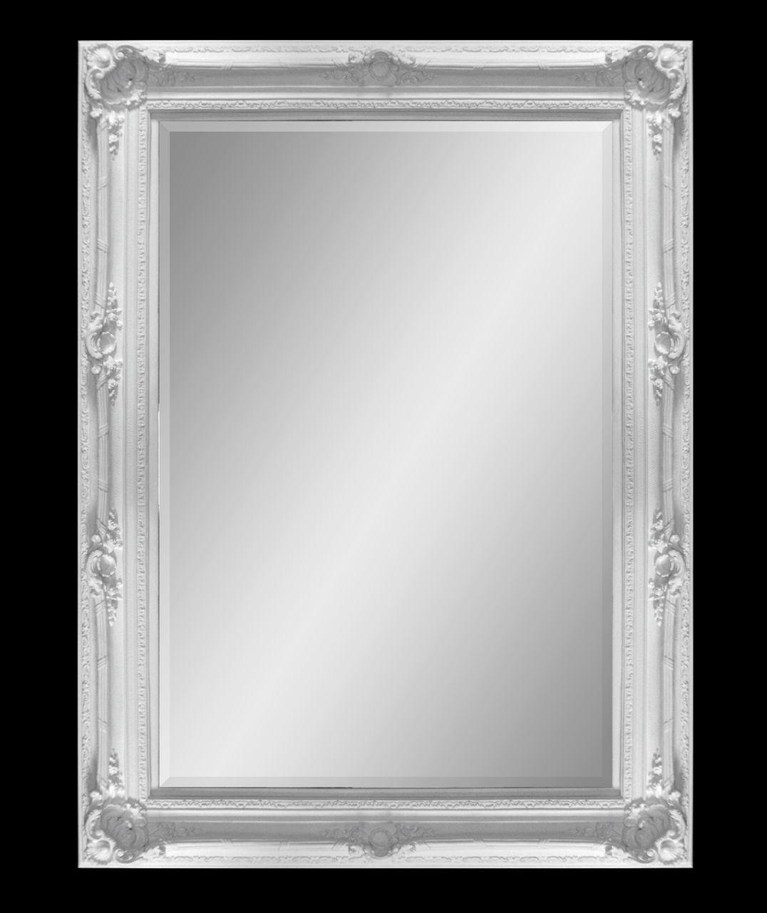 48 x 72 mirror framed mirror renaissance mirror 48x72 white finish world of decor city island pinterest