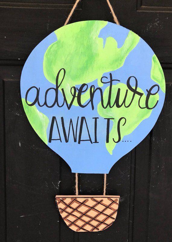 Hot Air Balloon Balloon Classroom Adventure Awaits Earth
