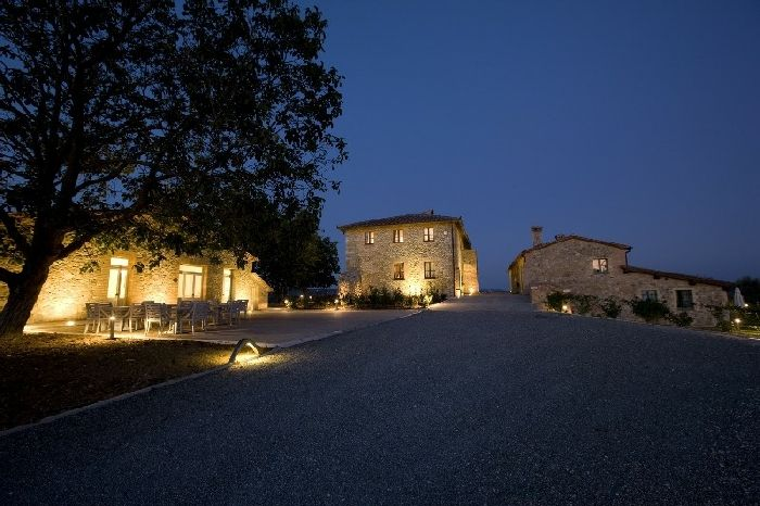 Agriturismo Villa Il Castagno Siena - (Siena) - Tuscany, kid friendly with cooking classes