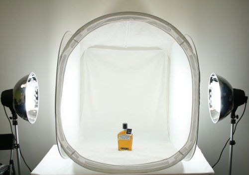 Studio Photograpy Lighting Tent For Small Objects I Love This