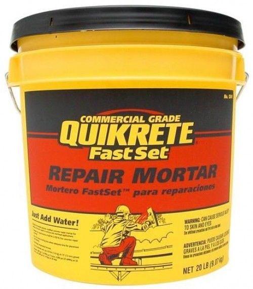eBay #Sponsored Quikrete 20 lb  Fast Set Repair Mortar Mix
