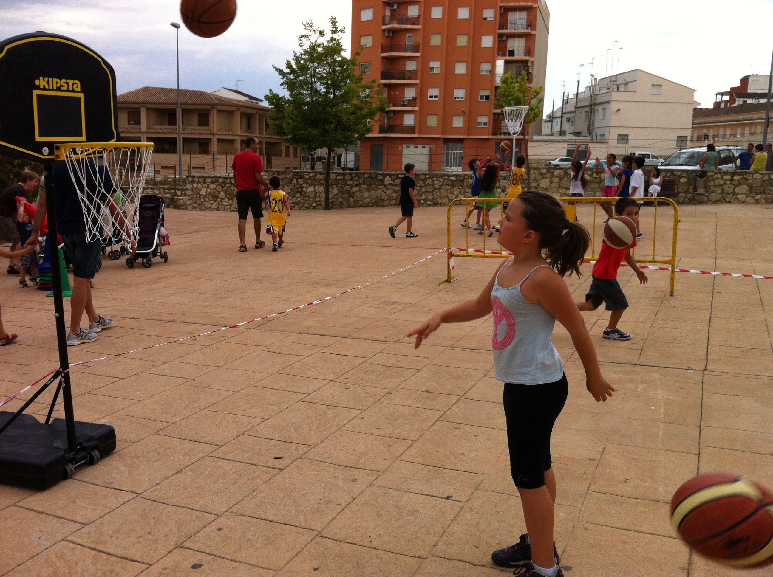 Festa del Bàsquet al Parc Beat Ferreres (26-6-2014). 36