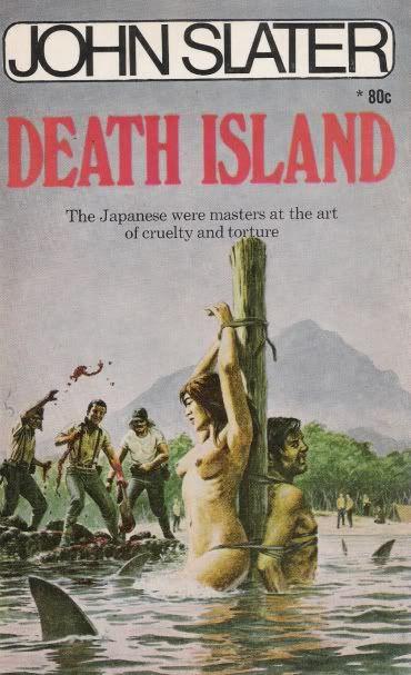 Death Island by John Slater  Armchair Adventure