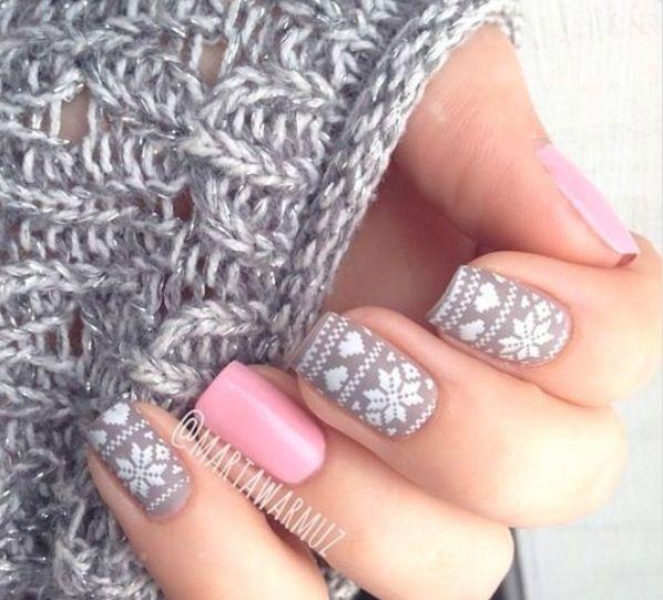 Love this nail design!