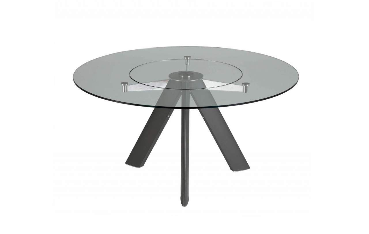 Chronos Round Dining Table Roche Bobois Dining Table Modern