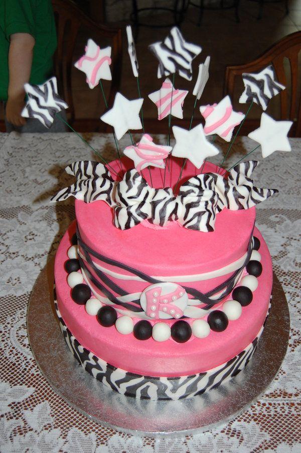 Homemade Birthday Cake Ideas For Teenage Girl