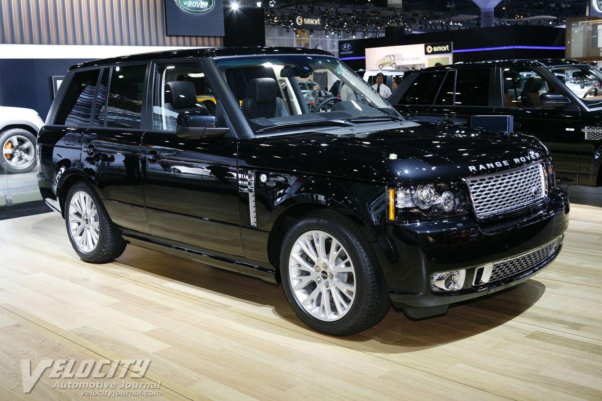 2012 Range Rover Land rover, Range rover, Range rover