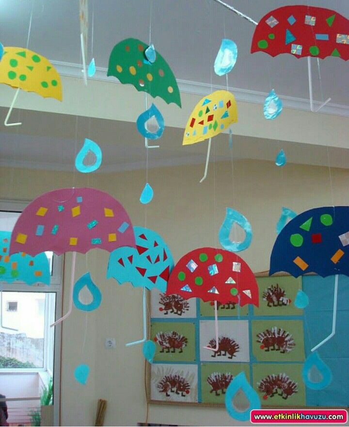 Ombrellini Play School Pinterest Crafts Preschool And Spring