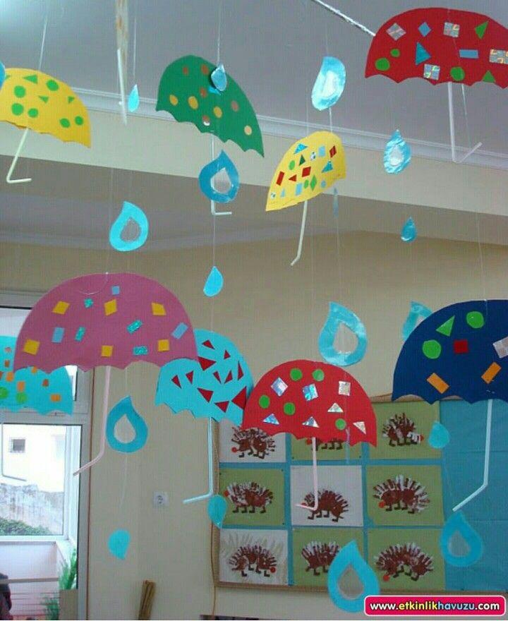 Pin de pili salinas en oto o pinterest oto o invierno for Decoracion aula infantil