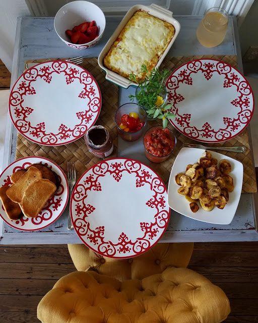 Long Weekend In Savannah, GA: Breakfast At AirBnB (With