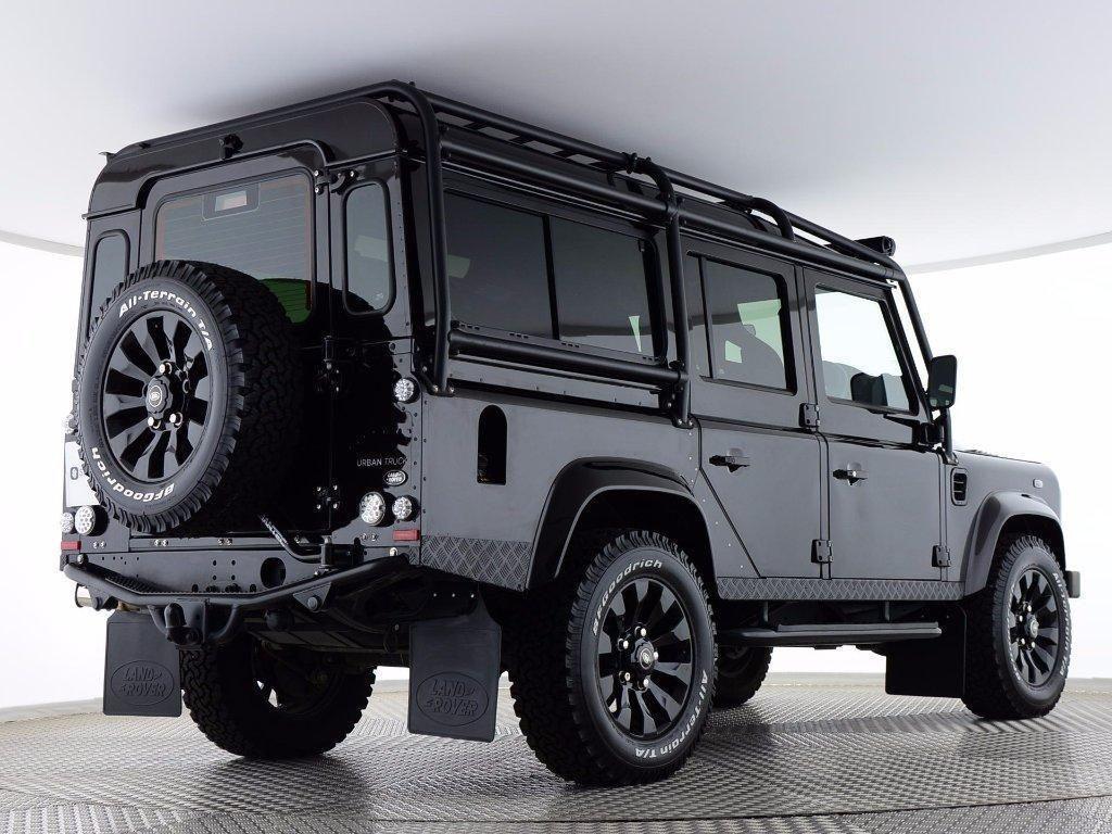 2015 land rover defender 110 2 2 d xs station wagon 5dr. Black Bedroom Furniture Sets. Home Design Ideas