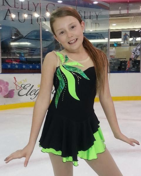 Sporting Goods Ice Skating Or Twirling Leotard Size 12