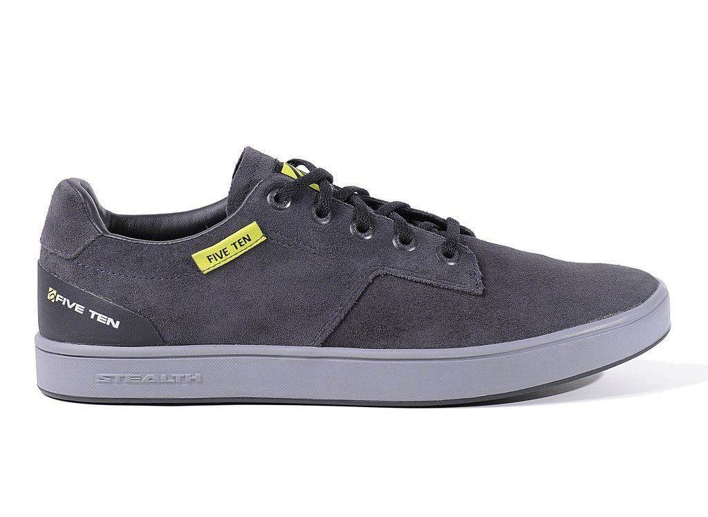 Five Ten Men's Sleuth Cycling Shoe, Black/Lime Punch, ...