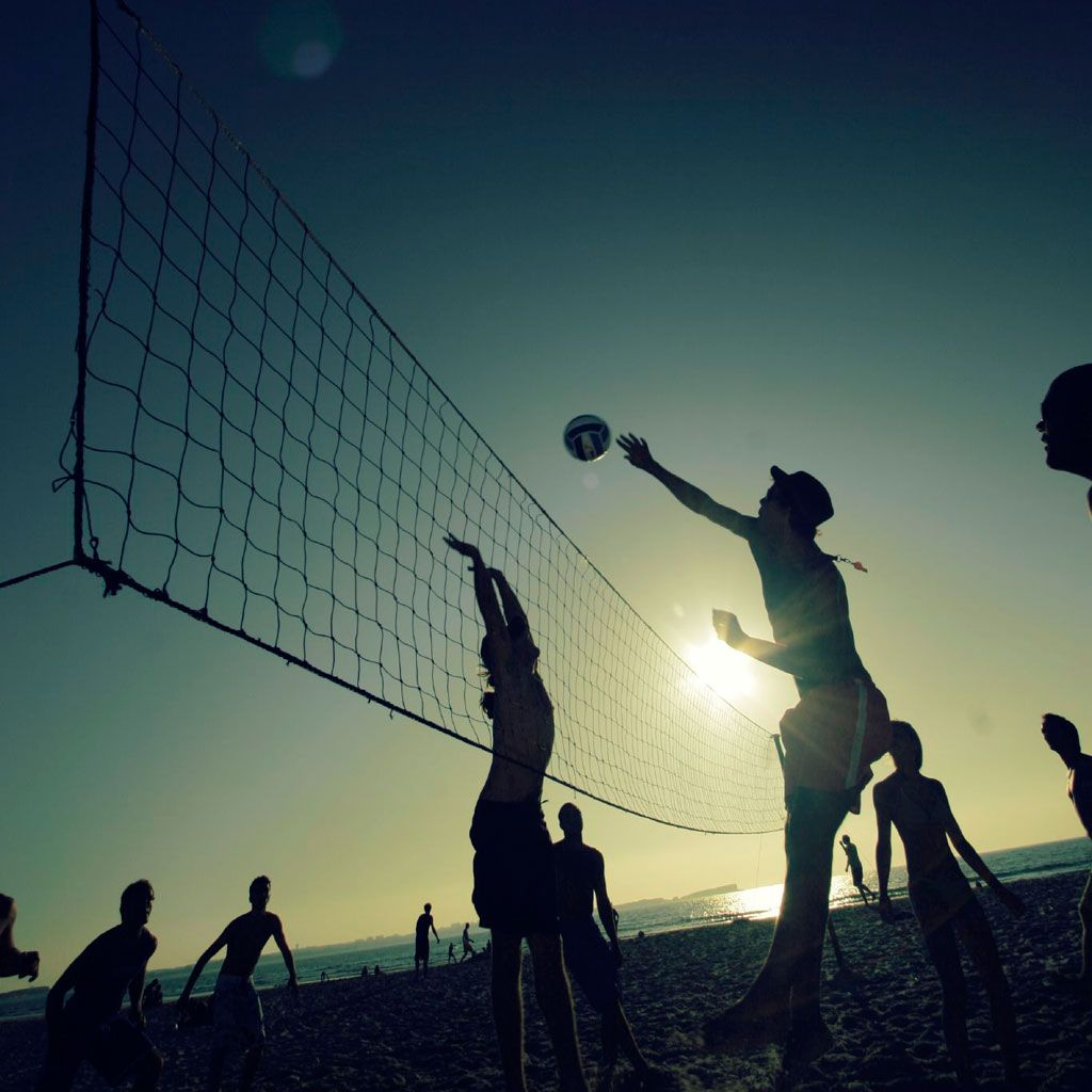 Volleyball Wallpapers Http Wallpaperzoo Com Volleyball