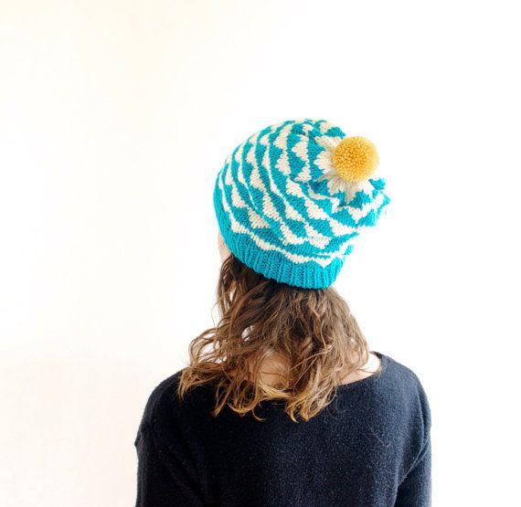 Pin de Carina Chas en gorras | Pinterest | Gorros, Gorros de punto y ...
