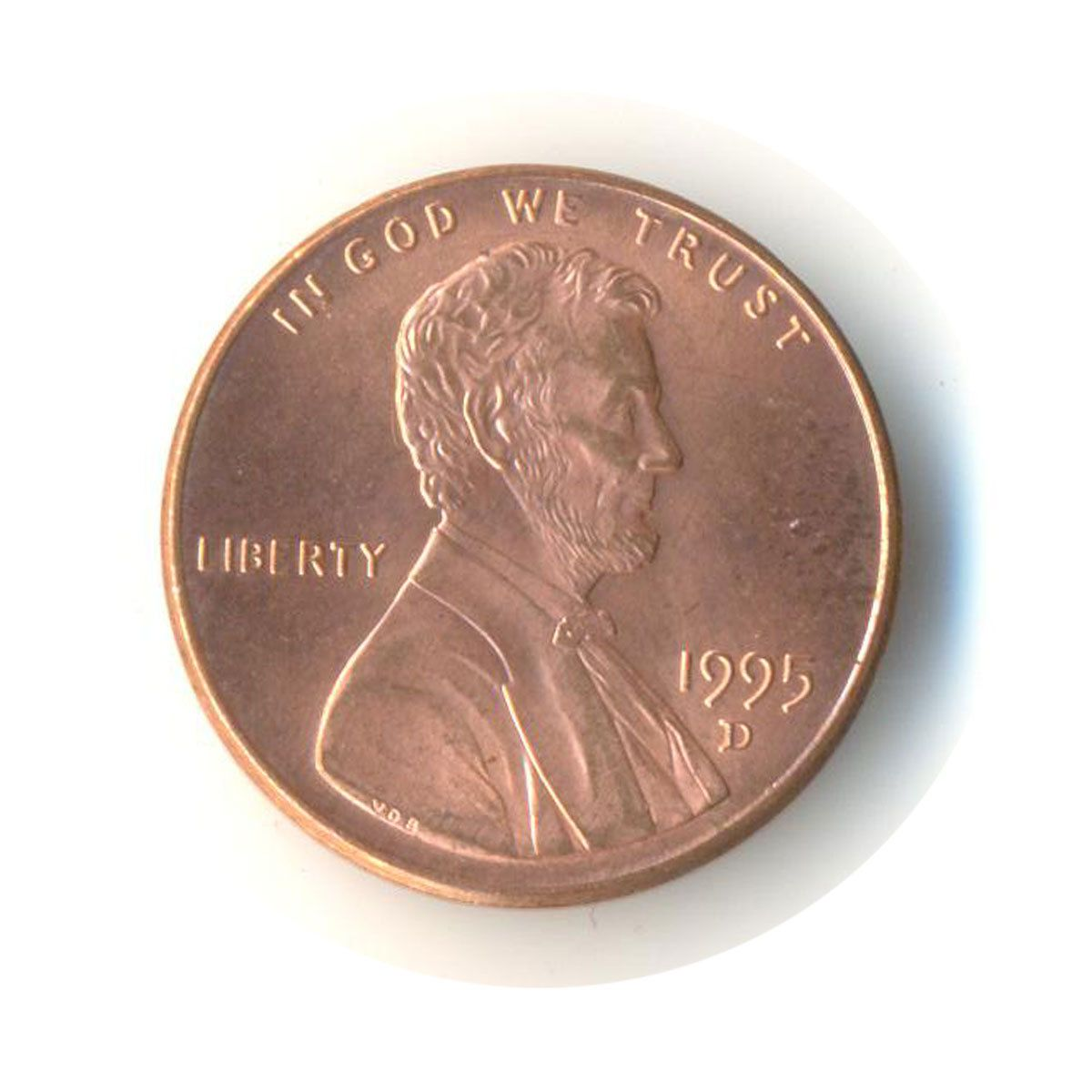 1998 and 1998-d red  Lincoln BU Uncirculated memorial cent  free combined ship