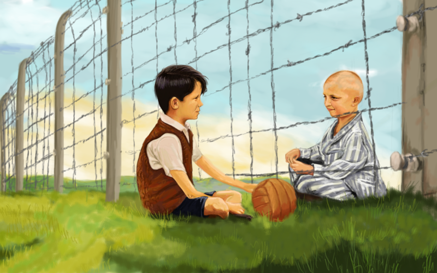 "the boy in the striped pyjamas by fishheye on movies  the boy in the striped pyjamas theme the boy in the striped pyjamas"" a book report by sadhbh"