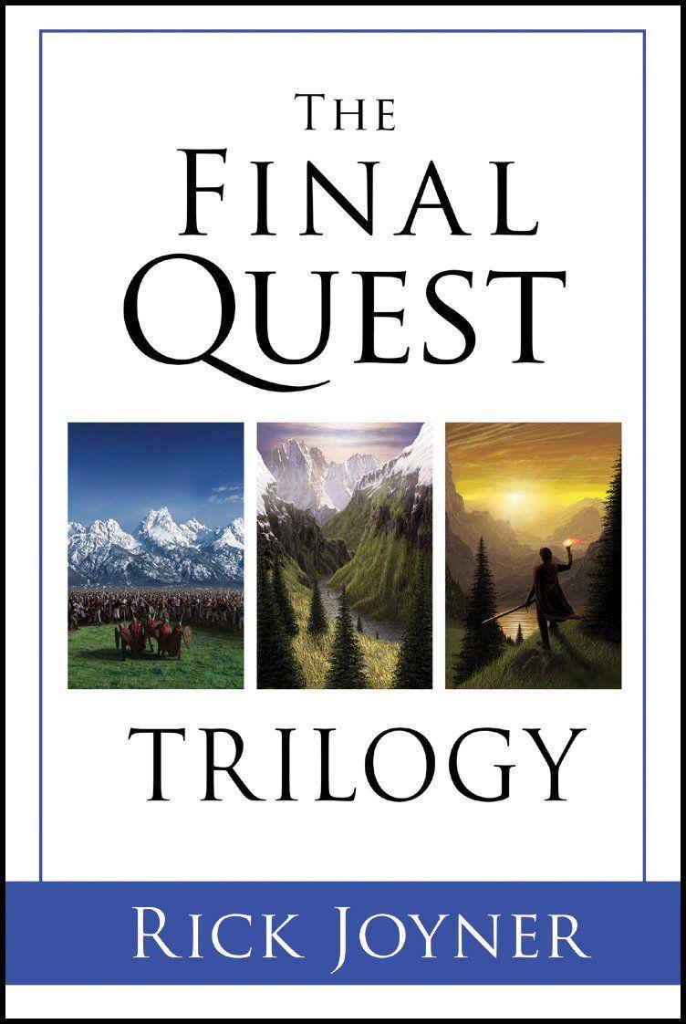 PDF DOWNLOAD The Final Quest Trilogy by Rick Joyner   917+