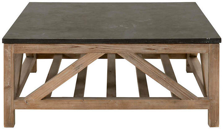 Stone Square Coffee Table - Blue in 2018 Products Pinterest