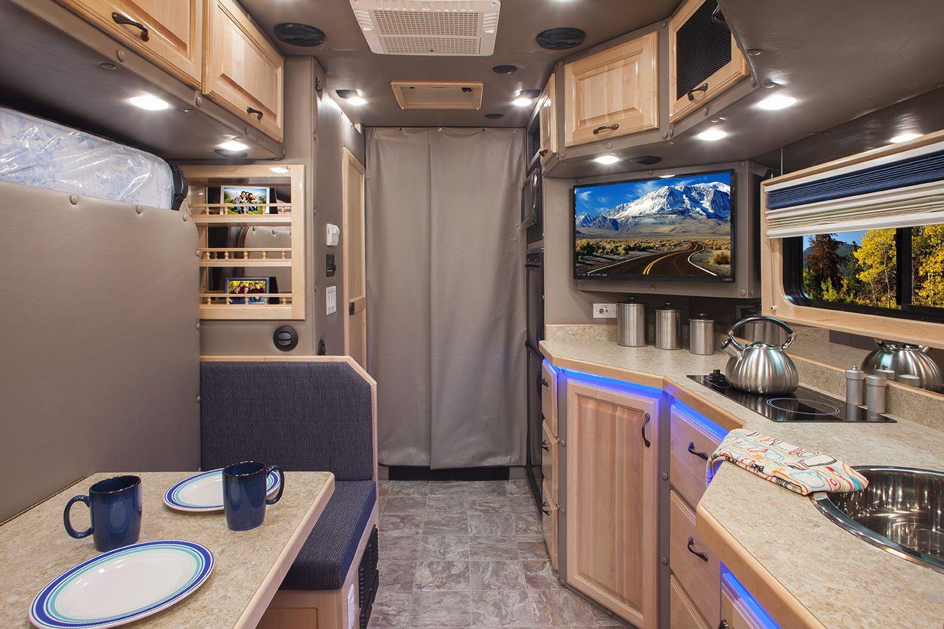 Legacy sleepers ari american reliance industries co rv pinterest rigs biggest truck for Custom semi truck sleeper interior