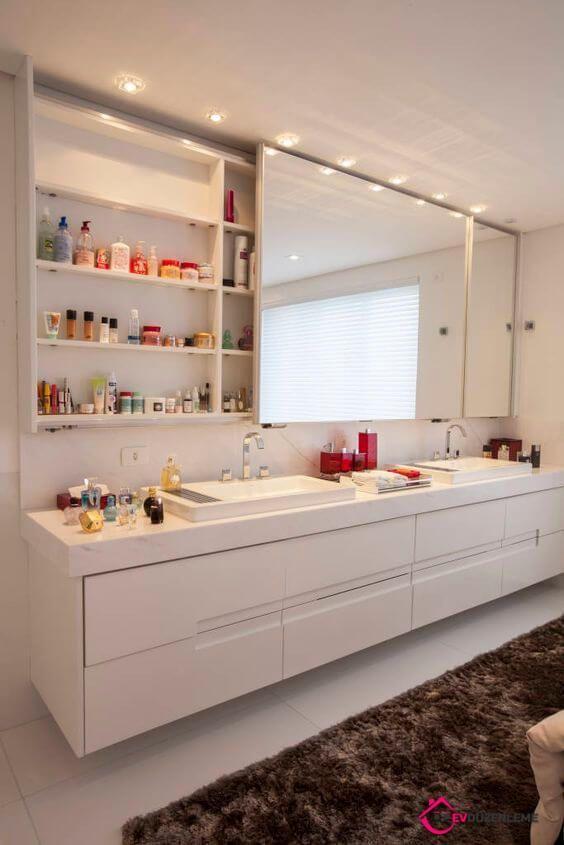 Photo of 30 stilvolle Badezimmermodelle die Sie lieben werden