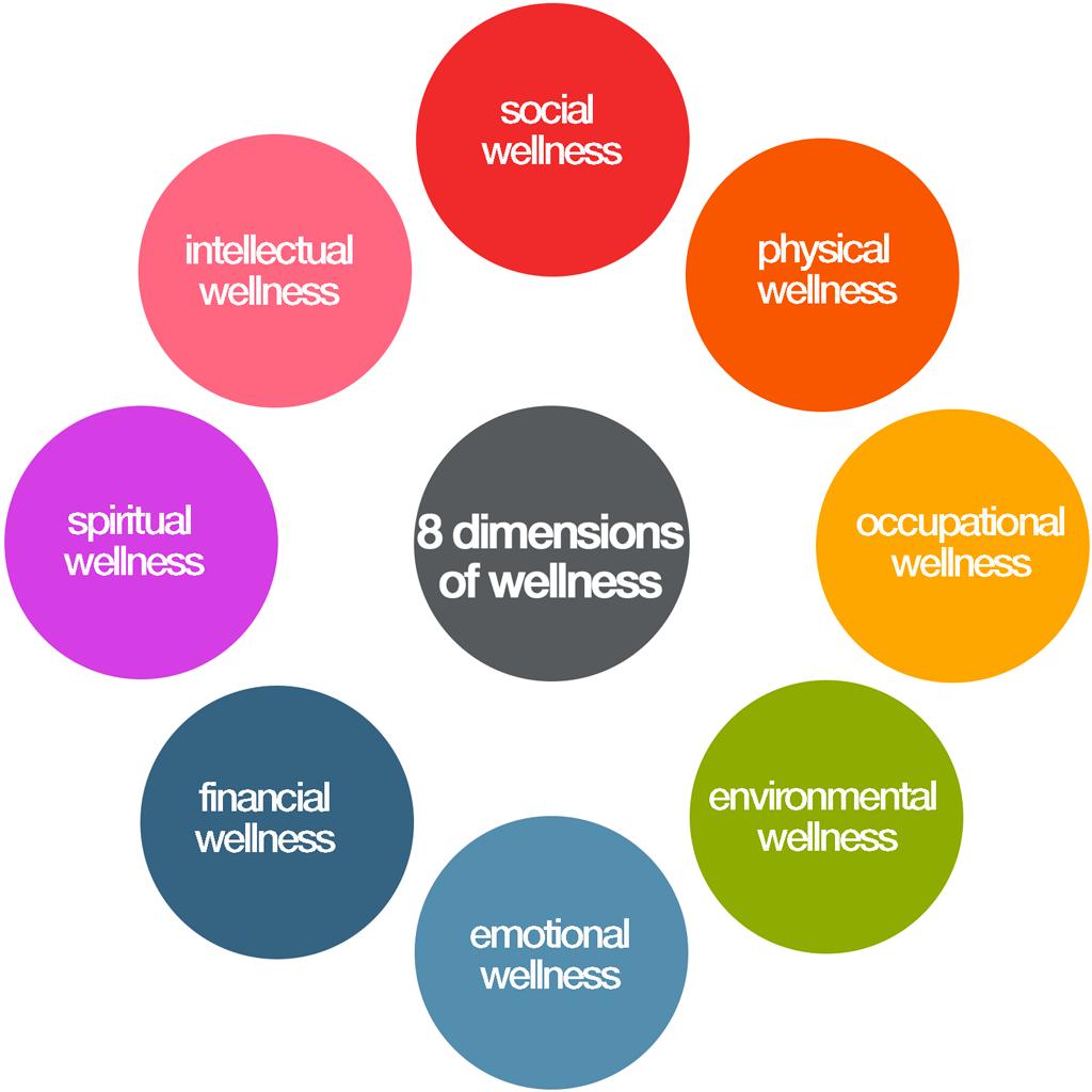 Wellness Pillars