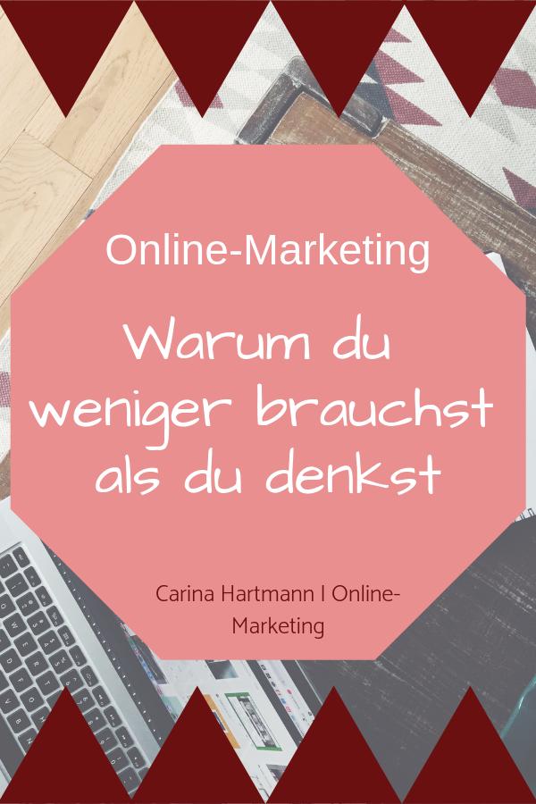 Welche Online Marketing Kanale Passen Zu Dir Carina Hartmann Online Marketing Marketing Influencer Marketing
