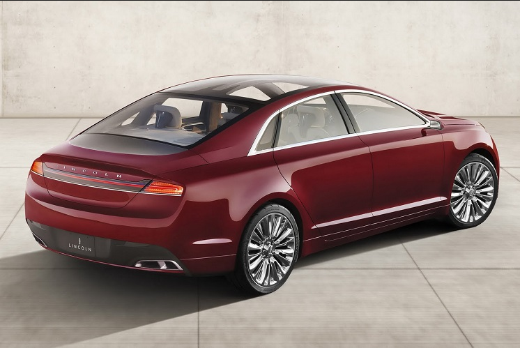 Lincoln Mkz Luxury Sedan From Lincoln The Lincoln Mkz Will